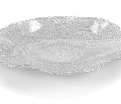 Misa FOL sivá perleť 50 x 29 cm