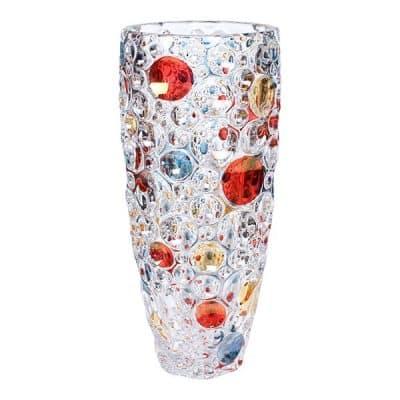 Krištáľová váza Lisa vase