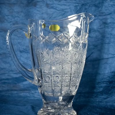 Krištálový brúsený džbán 1500 ml
