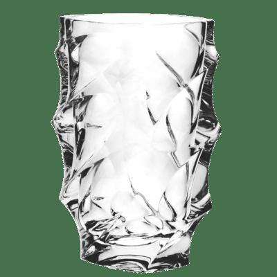 Krištáľová váza Calyp vase 28 cm