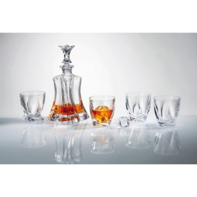 Set Flo Whisky 1 + 6 pohárov