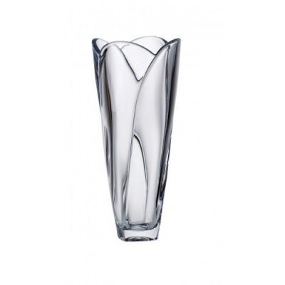 Krištáľová váza Glo Vase 35,5 cm