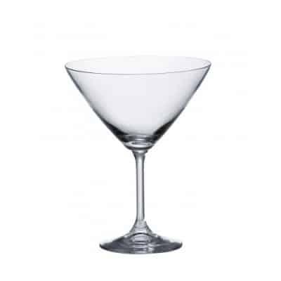 Poháre Klar Glass 280 ml set 6 kusov