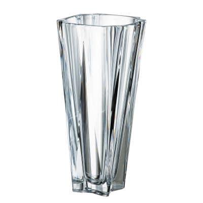 Krištáľová váza Metro vase 30 cm