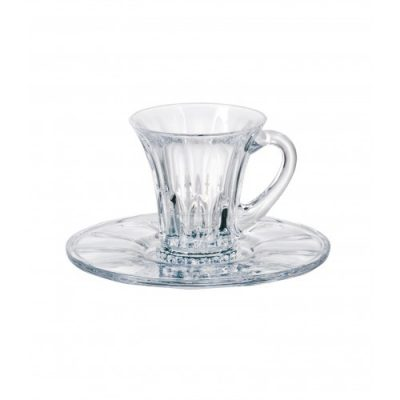 Pohár Welli Glass set 100 ml