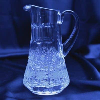 Krištálový brúsený džbán 200 ml